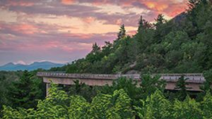 Stop No. 6 | Marvel at natural wonders as you drive the Blue Ridge Parkway